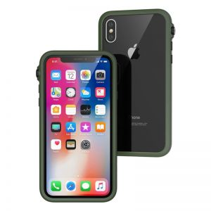 CATALYST Impact Protection case, green - pro APPLE iPhone X