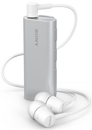 SONY SBH56 Stereo Bluetooth Headset HDvoice Silver
