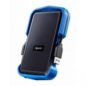 "APACER externí pevný disk, Portable, 2.5"", USB 3.1, 1TB, 1000GB, AP1TBAC631U-1, modrý"