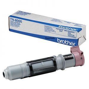 Toner BROTHER black, TN8000 - poškození obalu kategorie D (viz. popis)