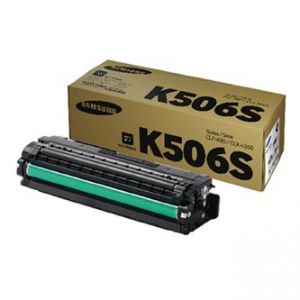 HP - SAMSUNG toner CLT-K506S/ELS pro CLP-680,CLX-6260 černý 2000 stran