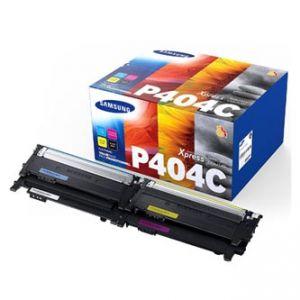 HP - SAMSUNG toner CMYK sada CLT-P404C/ELS pro SL-C430x, C480x - 1500/1000 str.