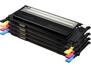 HP - SAMSUNG toner CLT-P4072C/ELS pro CLP-320/325,CLX-3185 - sada barev CMYK