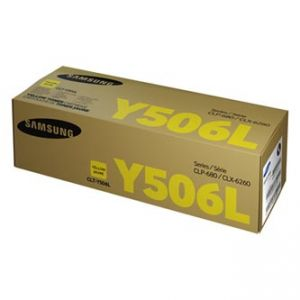 HP - SAMSUNG toner CLT-Y506L/ELS pro CLP-680,CLX-6260 žlutý 3500 stran