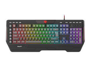 Genesis Rhod 600 RGB, US layout, 6-zónové RGB podsvícení, software