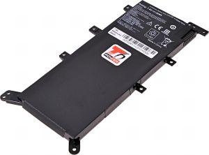 Baterie T6 power ASUS X555LA, X555LB, X554LA, F554LA, F555LA, K555LA, 5000mAh, 38Wh, 2cell