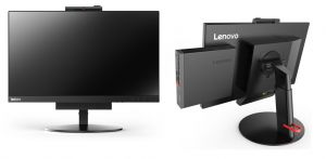 "LENOVO LCD Tiny-in-One 22"" TOUCH IPS WLED 1920x1080/16:9/1000:1/14ms/DP/1xUSB/Pivot/VESA"