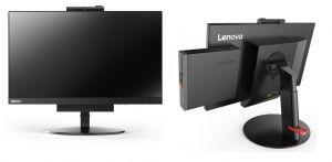 "LENOVO LCD Tiny-in-One 24"" TOUCH IPS WLED 1920x1080/16:9/1000:1/14ms/DP/1xUSB/Pivot/VESA"