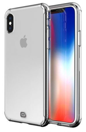 ODZU Protect Thin Case, clear - pro APPLE iPhone X