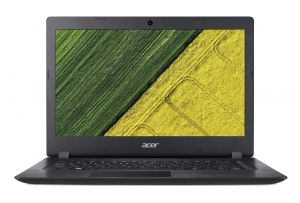 "ACER Aspire 1 - 14""/N3350/4G/64GB/W10 černý + Office 365 Personal"