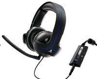Herní sluchátka s mikrofonem Thrustmaster Y300P pro PS4 a PS3