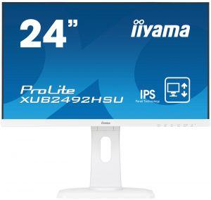 """IIYAMA ProLite XUB2492HSU-W1 - LED monitor - 24"""" (23.8"""" zobrazitelný) - 1920 x 1080 Full H"""