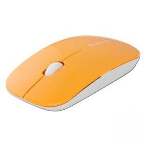 DEFENDER Myš NetSprinter MM-545, 1, 2.4 [GHz], optická, 3tl., 1 kolečko, bezdrátová, oranž