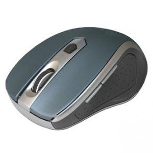 DEFENDER Myš Safari MM-675, 1, 2.4 [GHz], optická, 6tl., 1 kolečko, bezdrátová, modrá, 160