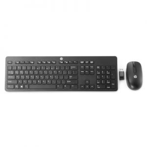 HP Wireless Business Slim Kbd and Mouse CZ