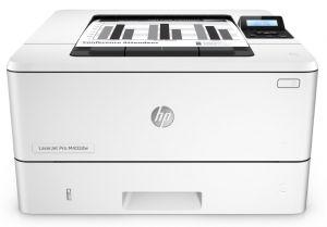HP LaserJet Pro 400 M402dw (38str/min, A4, USB, Ethernet, Wi-Fi, Duplex) tiskárna laserová