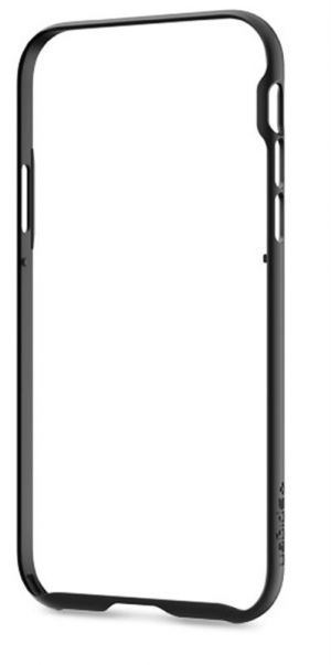 SPIGEN Neo Hybrid EX Frame, black - pro APPLE iPhone X