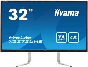 """IIYAMA ProLite X3272UHS-B1 - LED monitor - 31.5"""" (31.5"""" zobrazitelný) - 3840 x 2160 4K - V"""