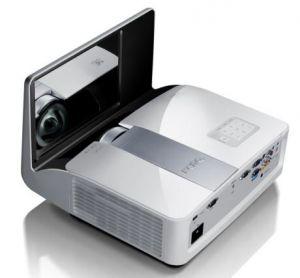 DLP proj.BENQ MW843UST-3000lm,WXGA,HDMI,LANc,UST