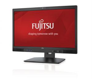 FUJITSU ESPRIMO K557/24 /Core i3-7100T/4 GB DDR4-2400/SSD SATA III 256GB/KB410 USB Black C