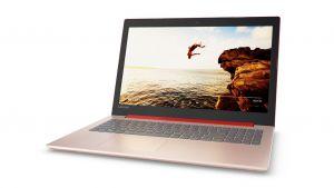 LENOVO IdeaPad 320 15.6 FHD/N4200/8G/2T/AMD2G/DVD/W10H/červená