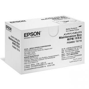 EPSON originální maintenance box C13T671600, EPSON WF-C5xxx, M52xx, M57xx
