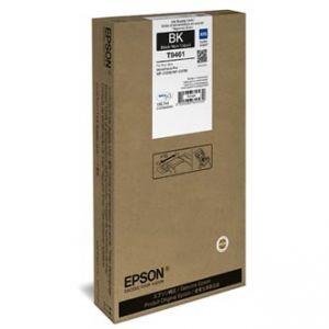 EPSON originální ink C13T946140, black, 10000str., 1x136.7mlml, EPSON WF-C5290, C5790