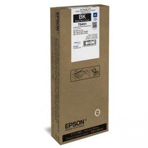 EPSON originální ink C13T945140, black, 5000str., 1x64.6mlml, EPSON WF-C5210, C5290, C5710