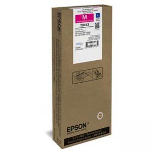 EPSON originální ink C13T94434, magenta, 3000str., 1x19.9mlml, EPSON WF-C5210, C5290, C57