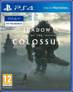 PS4 - Shadow of Colossus