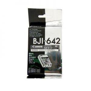 Originální cartridge s CANON BJi-642, 0993A001, černá