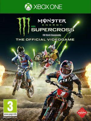 XBOX ONE - Monster Energy Supercross