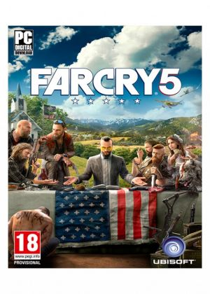 PC DVD - FAR CRY 5