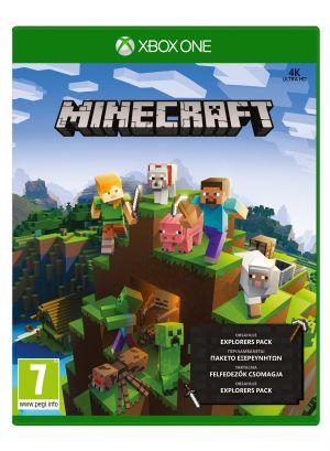 XBOX ONE - Minecraft Explorers Pack