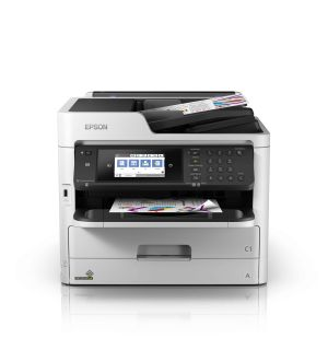 EPSON WorkForce Pro WF-C5710DWF 4800x1200dpi,34/34 ,wifi, USB