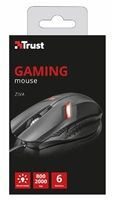 TRUST Myš Ziva - TRUST Ziva Gaming mouse and mouse pad