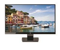 """HP LCD IPS Monitor 24w LED backlight AG; 23,8"""" matný, 1920x1080, 5M:1, 250cd, 5ms,VGA,HDMI"""