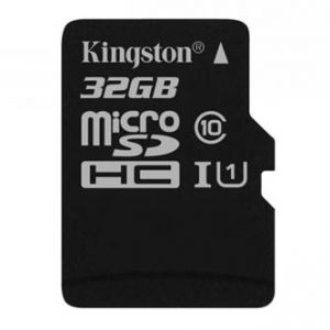 KINGSTON paměťová karta Canvas Select, 32GB, micro SDHC, SDCS/16GBSP, UHS-I U1