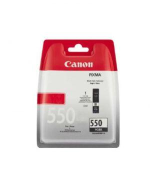 CANON ink PGI550BK, black, 15ml, 6496B001 - pošk. obal B (viz. popis)