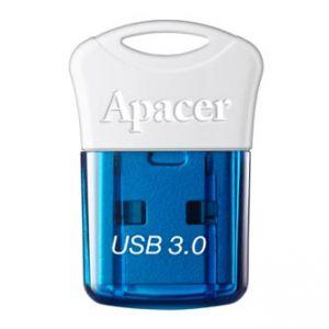 APACER USB Flash Drive, 3.0, 64GB, AH157, bílá, AP64GAH157U-1, s plastovou krytkou
