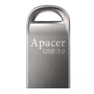 APACER USB Flash Drive, 3.0, 8GB, AH156, stříbrná, AP8GAH156A-1