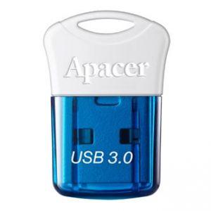 APACER USB Flash Drive, 3.0, 16GB, AH157, bílá, AP16GAH157U-1, s plastovou krytkou