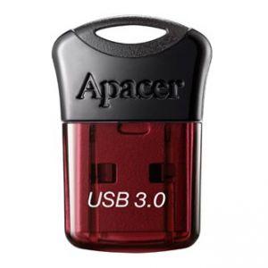 APACER USB Flash Drive, 3.0, 64GB, AH157, černá, AP64GAH157R-1, s plastovou krytkou