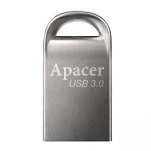 APACER USB Flash Drive, 3.0, 64GB, AH156, stříbrná, AP64GAH156A-1