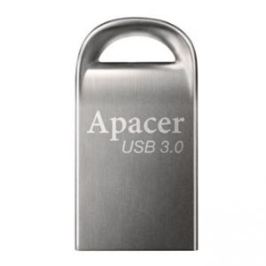 APACER USB Flash Drive, 3.0, 16GB, AH156, stříbrná, AP16GAH156A-1