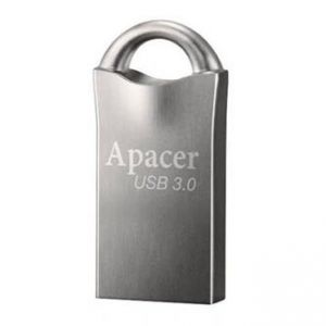 APACER USB Flash Drive, 3.0, 32GB, AH158, stříbrná, AP32GAH158A-1