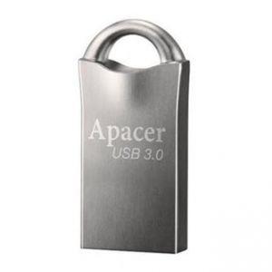 APACER USB Flash Drive, 3.0, 8GB, AH158, stříbrná, AP8GAH158A-1