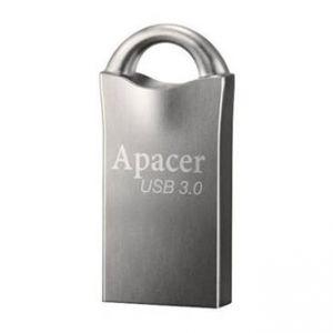 APACER USB Flash Drive, 3.0, 64GB, AH158, stříbrná, AP64GAH158A-1