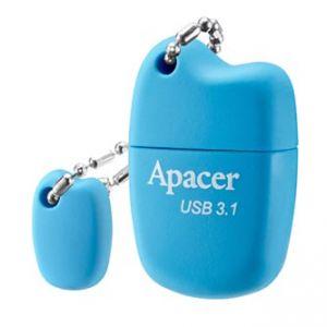 APACER USB Flash Drive, 3.1, 32GB, AH159, modrá, AP32GAH159U-1, s plastovou krytkou