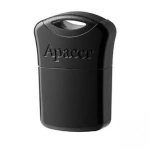APACER USB Flash Drive, 2.0, 32GB, AH116, černý, AP32GAH116B-1